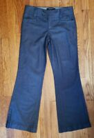 Banana Republic Charcoal Grey The Sloan Fit Pants Size 2s Bootcut