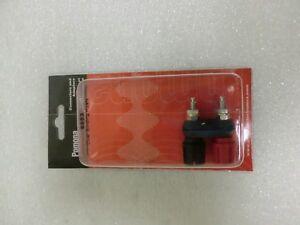 New! Qty Lot (27) Pomona 6883 Dual Binding Post 30VAC/60VDC Red/Black