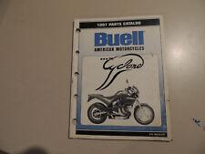 Teile Katalog parts list catalog BUELL Thunderbolt S3 / S3-T Modelljahr 1997