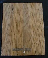 Zebrano Guitar Top / Back Blank Soundboard for Luthier High Grade Zebrawood