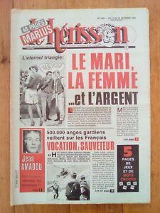 LE HERISSON n°1905 - 1982 - Humour - le mari la femme et l'argent - Paule Perez