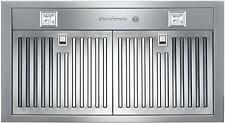 Bertazzoni 600 CFM 30 Inch Wide Insert Range Hood w Baffle Filters KIN30PROX