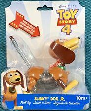 Disney Pixar Toy Story 4 Slinky Dog Jr Pull Toy New
