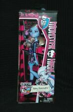 Monster High Coffin Bean Abbey Bominable Doll Daughter of the Yeti BNIB