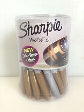 Sharpie 1835492 Metallic Permanent Markers, Fine Tip Assorted Colors, Pack of 36