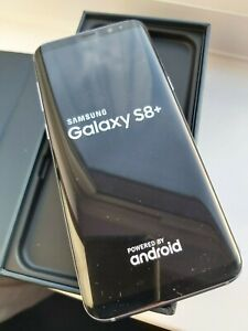 SAMSUNG GALAXY S8 PLUS IN EXCELLENT CONDITION