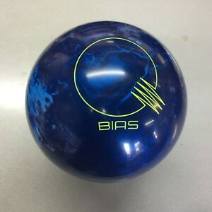 Brunswick Quantum Bias Pearl   BOWLING  ball 15 lb  brand new in box    #102
