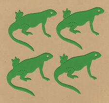 Lizard Die Cuts - AccuCut