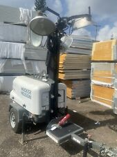 used light tower generator
