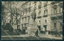 Catania città Garibaldi Foto cartolina QT4827
