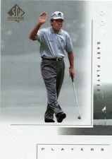 GARY PLAYER 2001 UPPER DECK SP AUTHENTIC MAJOR PLAYERS #117