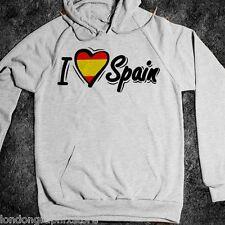 Spain hoodie, T-Shirt, Flag, soccer, football, espana, futbol, Ibiza, Barcelona