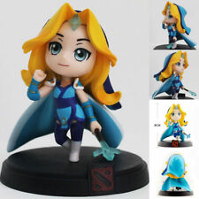 Game DOTA 2 8CM Crystal Maiden Rylai Crestfall Action Fegure PVC Doll Kids Toys
