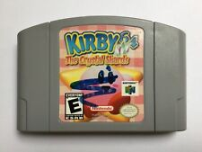 Kirby the Crystal Shards N64 Nintendo 64 Cart only Cleaned Tested working