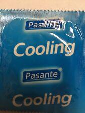 Paquete de ampolla 144 CONDONES PASANTE Refrigeración efecto frío + durex
