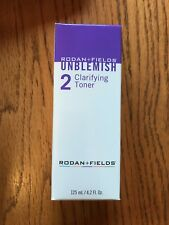 BRAND NEW Rodan and Fields Unblemish Clarifying Toner