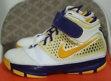 USED OG Nike Zoom Kobe II 2 LAKERS HOME size 9.5 NOT PROTRO mamba