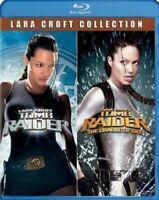 Lara Croft: Tomb Raider & Tomb Raider The Cradle of Life (Blu Ray) NEW