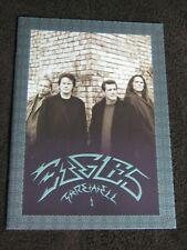 The Eagles-Farewell 1 tour program. Mint