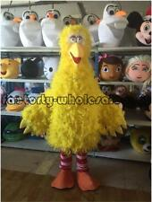 Big Bird Sesame Street Mascot Costume Fancy Dress Christma Adult Christmas Party