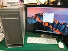 Mac Pro 5,1 (2010) dual 2.4 quad core - genuine 5,1