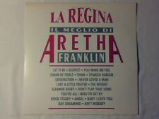 ARETHA FRANKLIN La regina - Il meglio di lp BEATLES COME NUOVO LIKE NEW!!!