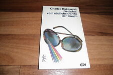 Charles Bukowski -- GEDICHTE vom SÜDLICHEN ENDE der COUCH // dtv 1986