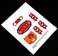 Ersatz Pre-Cut Aufkleber/Sticker für LEGO 128 Fabuland Taxi Station ( 1979 )