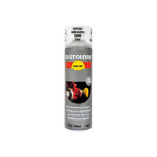 500ml Rustoleum 2500 Clear Spray Laquer (Transparent Protection)