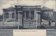 ARGENTINA SAN LUIS ESCUELA NORMAL DE MAESTRAS  KAPELUSZ 240