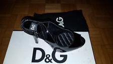 scarpe D&G nere num 40