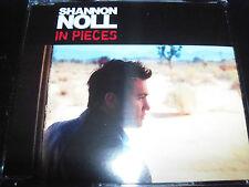Shannon Noll In Pieces Australian 2 Track CD Single - New