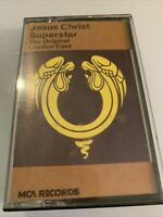 Jesus Christ Superstar The Original London Cast Cassette Tape MCA MCFC2503