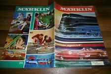 MÄRKLIN KATALOG 1970 -- alle Artikel mit den damaligen Original-Preisen