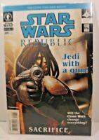2003 Star Wars republic # 49 FIRST APPEARANCE OF KHALEEN HENTZ V/F/N/M