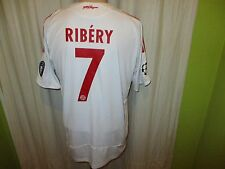 FC Bayern München Adidas Champions League Trikot 2008/09 + Nr.7 Ribery Gr.L TOP