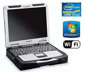 *FAST* Panasonic TOUGHBOOK CF-31 i5 vPRO 2.25GHz TOUCHSCREEN 500GB SSD 12GB RAM