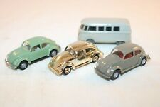 Lot WIKING VW 1200 and Praline 1:87 in VNM all original condition 4PCS