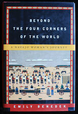 Beyond the Four Corners of the World by Emily Benedek - hardcover, like new