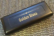 Harmonica Hering Golden Blues, key of C (refurbished)
