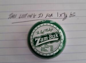 ZAM-BUK 7gzambuk - UK STOCK -  'The Real Makoya' - free shipping! SA import!