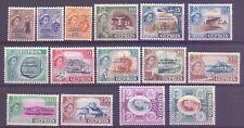 19/2,CYPRUS,1960,1961 #183-197,SG.188-202,MNH,QUEEN ELIZABETH II,