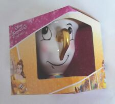 Disney Beauty and the Beast Chip Cup Mug New In Box