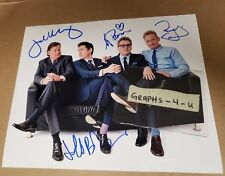 Whose Line Is It Anyway Signed Autograph COA Joel Murray Ryan Stiles G Proop a