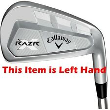 CALLAWAY RAZR X FORGED NO. 6 IRON - STEEL REG FLEX - MLH - NEW - VALUE PLUS!
