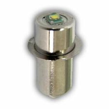MagLite Flashlight LED Upgrade Conversion bulb. 3D/3C Cell. 200 Lumen CREE LED