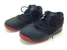 Air Jordan Velocity 693362-117 Red-Black Preschool  Youth Kids Size 2.5Y