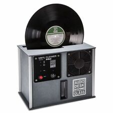 Used AUDIO DESK Systeme Vinyl Cleaner PRO Ultrasonic LP Record Cleaning machine