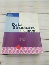 Data Structures: Data Structures Using Java by K. M. Nair and D. S. Malik