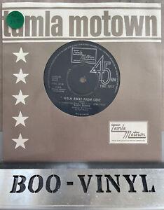 David Ruffin, Walk away from love. Tamla Motown TMG 1017 EX CON